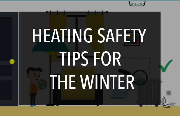 Space Heater Safety & Other Heating Safety Tips for Winter