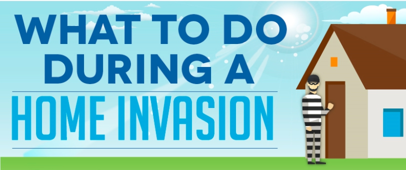 What to Do During a Home Invasion